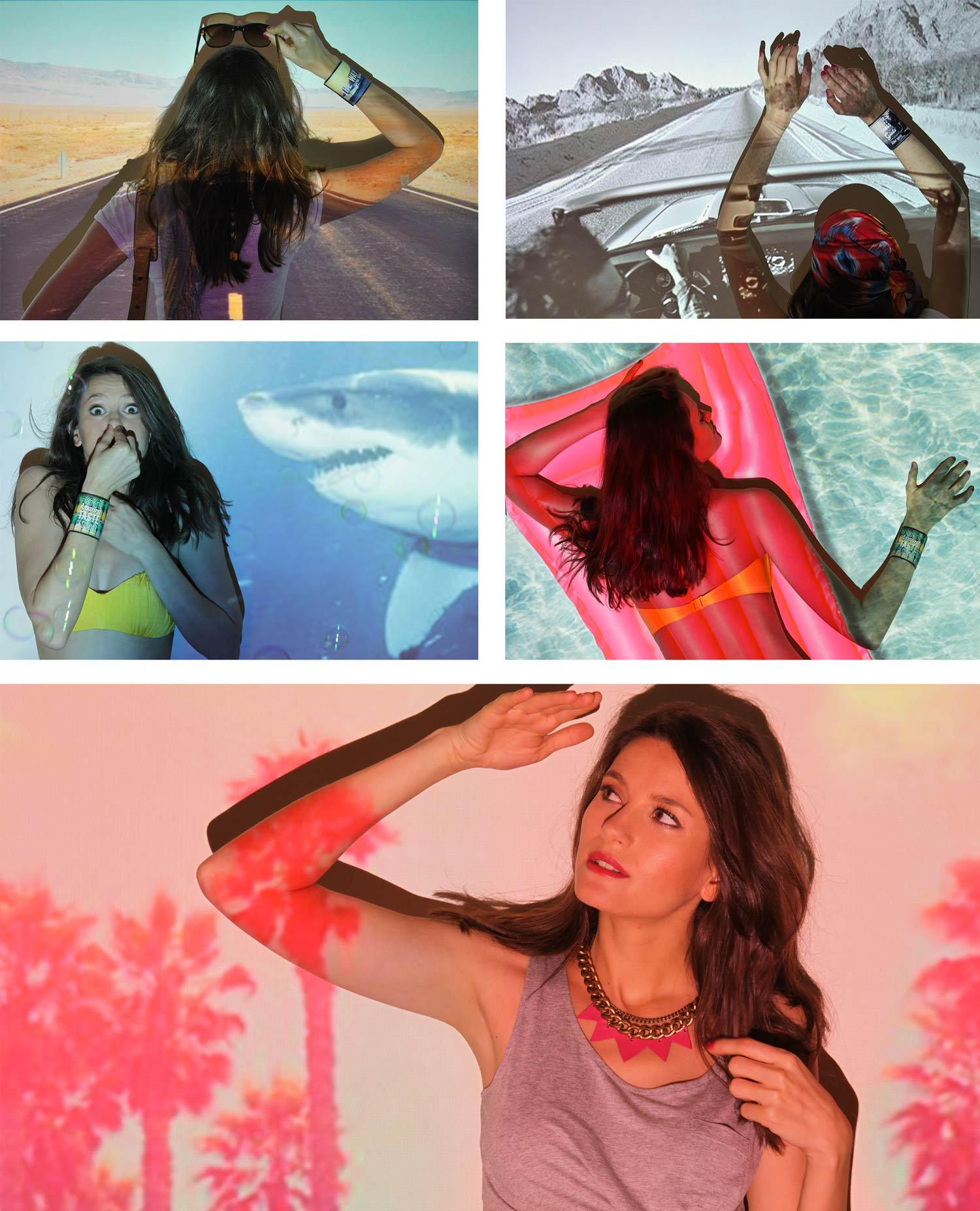 Shooting photo, retouche et photomontage agence Paris