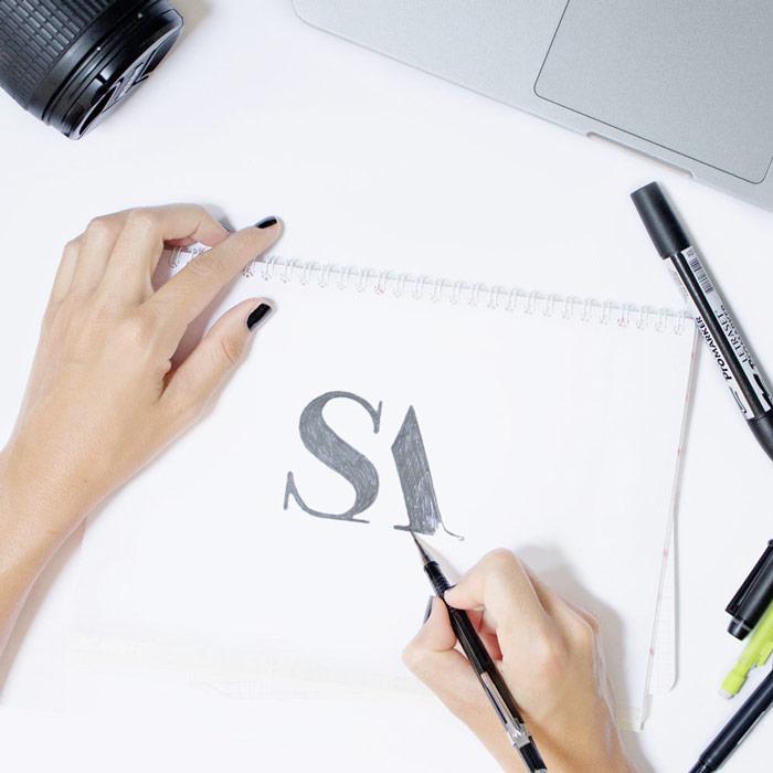 Création de logo pour Svend Andersen, par Iconink