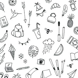Création de logo pour Ma Maison sur le Dos, par Iconink