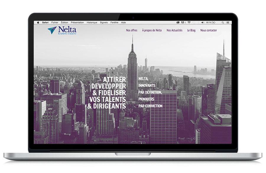Site Web Nelta
