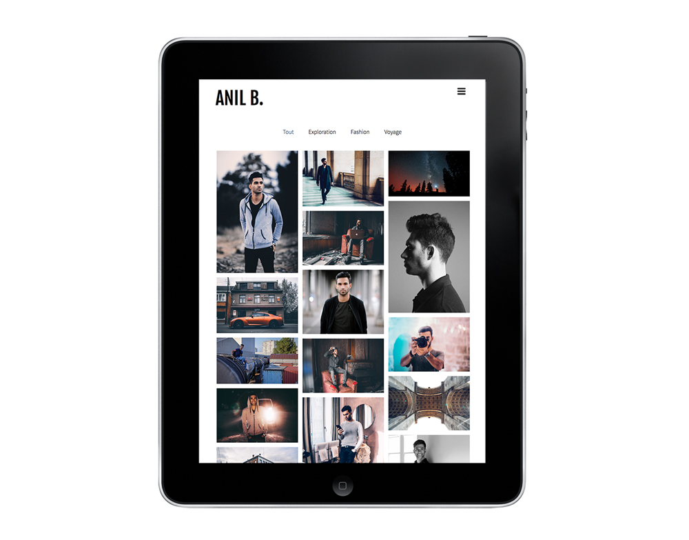Anil B. - Vlogger