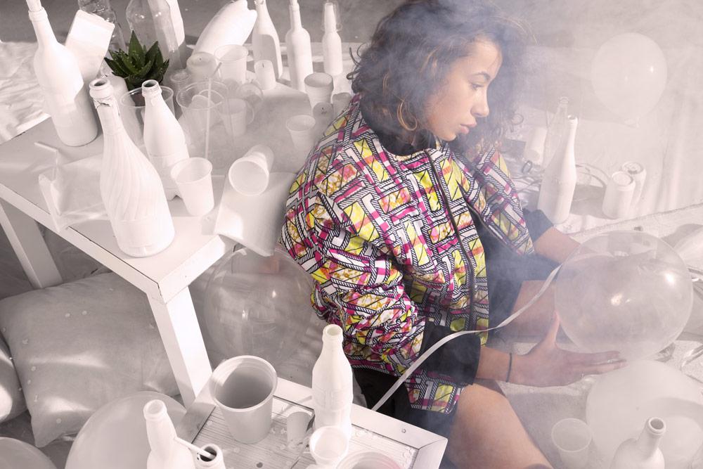 retouche photo Eshop marque de vêtement Marché Boucotte