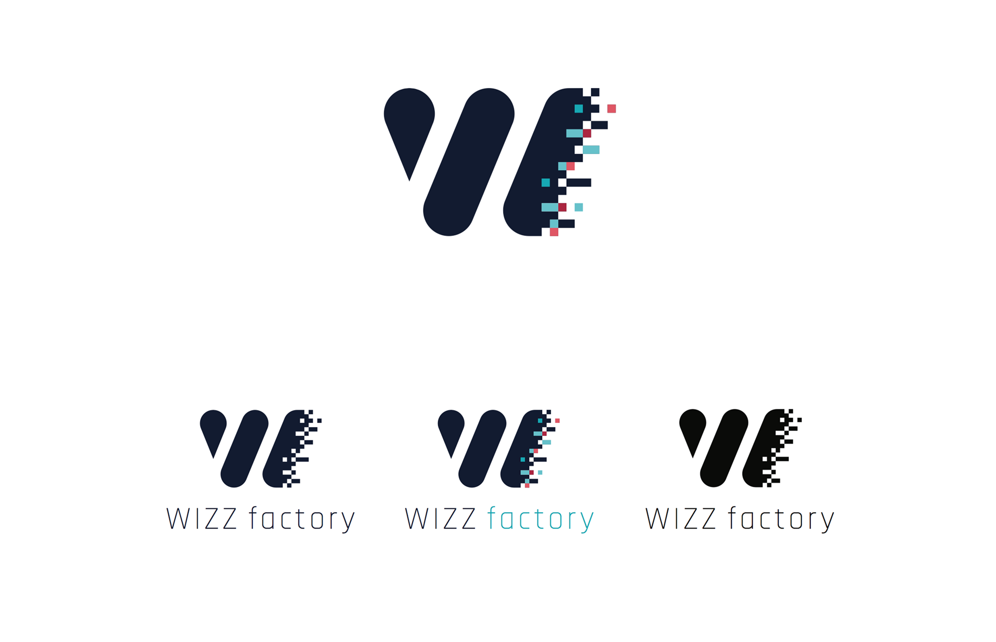 création de site web & animations - Wizz Factory