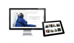Création d'Eshop pour Marque de Mode - Agence de Web Design