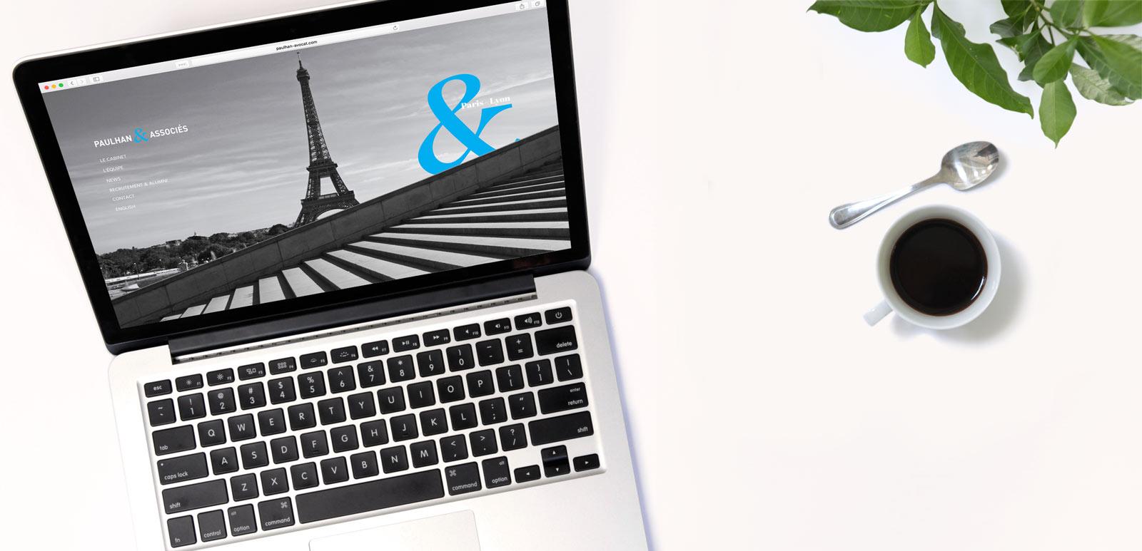 Refonte Site Web pour Cabinet d'Avocats