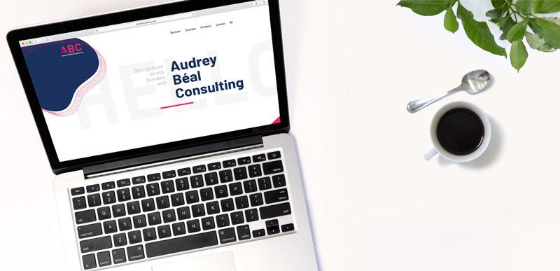 Création de site web OnePage Design
